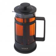 Френч-пресс Vitax VX-3005, пластик, 800 мл...